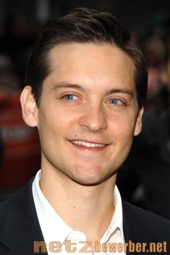 Tobey Maguire ohne Bart